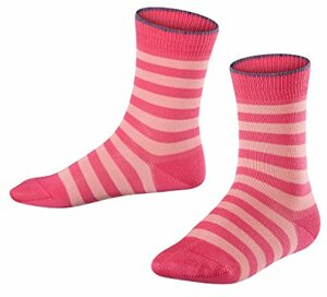 Socken Double Stripe Baumwolle Paar Gloss