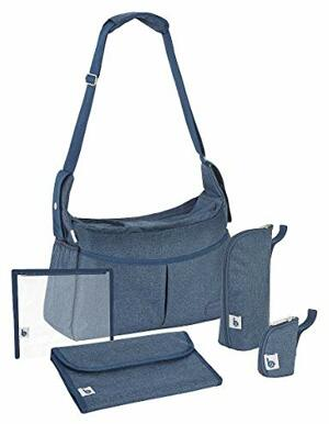 Wickeltasche Urban Bag Meliert