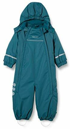 Snowsuit with Zippers Schneeanzug Ice