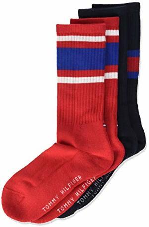Hilfiger Flag Socken 2er Pack Midnight