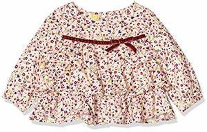 Camicia Maniche Lunghe Bluse Stampato