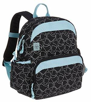 Kinderrucksack mit Brustgurt Kindergartentasche Kindergartenrucksack Backpack