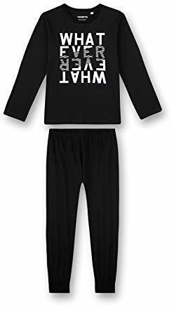 Schlafanzug lang Pyjamaset Super