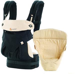 Von-Geburt-an-Paket Babytrage Camel Neugeborenen-Einsatz