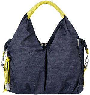 Wickeltasche Neckline Bag Denim