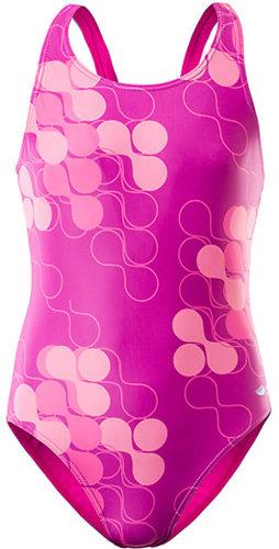 Schwimmanzug MISURINA mit UV-Schutz Fuchsia