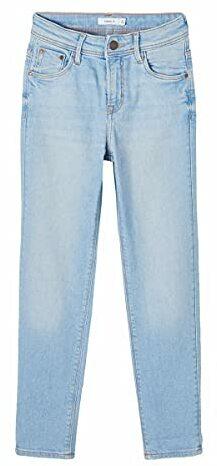 Girl Jeans Regular Fit Light Denim