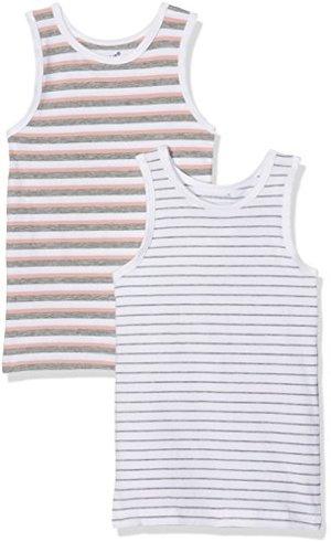 NMFTANK TOP NOOS Unterhemd Mehrfarbig Melange 2erPack