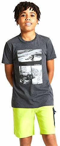 DKT 3PDC Beyond Bedruckte Baumwoll-T-Shirt Polos Westen