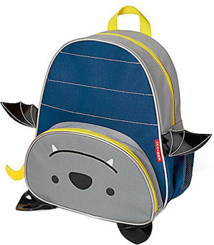 Kindergartenrucksack Fledermaus Bailey