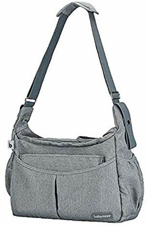 Wickeltasche Urban Bag Smokey