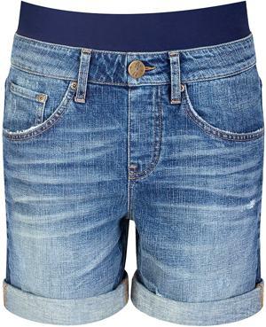 Jeansshorts Umstandshosen