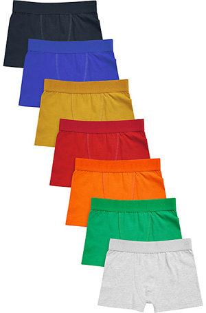 Pants 7er Pack Mehrfarbig
