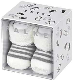 Erstlingsringel Socken Blickdicht Off