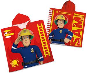 Badeponcho Feuerwehrman Sam
