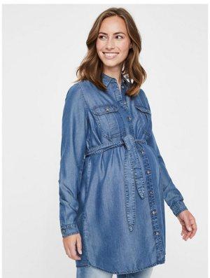 Jeans Umstandstunika