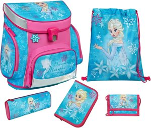 Schulranzen Campus Fit Frozen Set