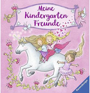 Meine Kindergartenfreunde Einhorn Freundebuch