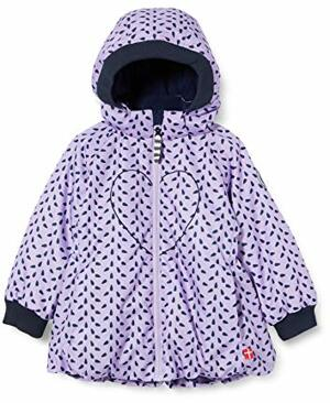 Girls Lova Drop Winter Jacket Mini Leafs