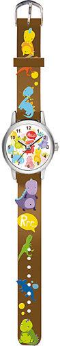Armbanduhr Dinosaurier Kombi