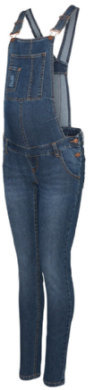 Umstandslatzhose MLRIGA Medium Denim