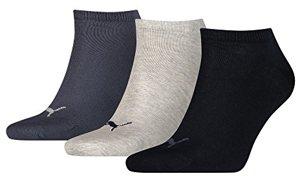 Invisible Sneaker Socken 6er Pack Farbe Nightshadow