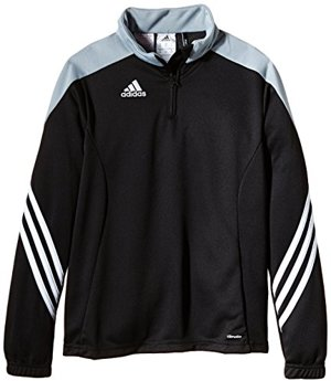 Sweatshirt Sereno Trainingstop Silver