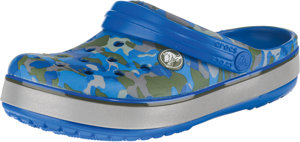 Clogs Camo Reflect Band
