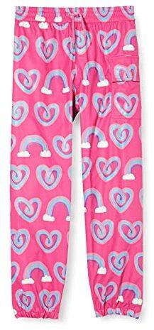 Pants Regenhose Twisty Rainbow Hearts