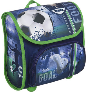 Mini-Ranzen Cutie Fußball