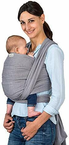 Babytragetuch Carry Sling TESTSIEGER bei Stiftung Warentest mit Bestnote bis
