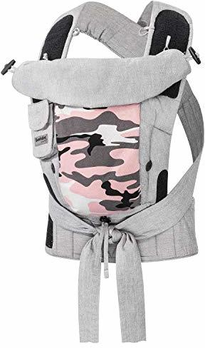 Bondolino Plus Babytrage Inklusive Bindeanleitung Camouflage