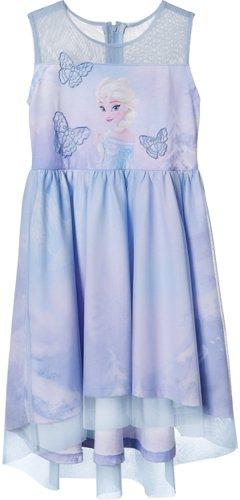 Die Eiskönigin Kleid mit Tüllrock