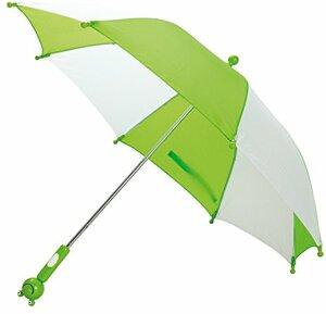 Regenschirme Kinderregenschirm mit Unterschiedlichen Griffen aus Holz Optimaler Regenschutz Weg Kindergarten oder die Schule Mehrfarbig