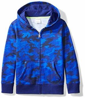 Zebra Fashion-hoodies Camo