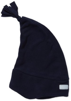 Fleece Zipfelmütze Marine