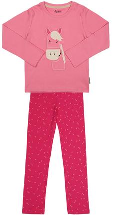Schlafanzug SMILING PONY 2-teilig