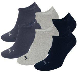 Sneakers Sportsocken 6er Pack grey