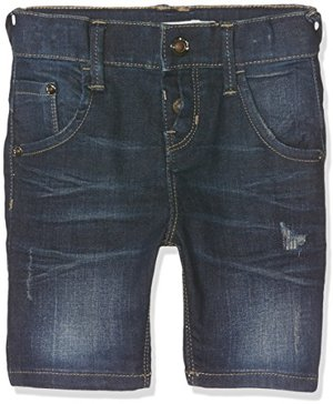 NITTIMMI Slim DNM Long NMT NOOS Shorts Dark Denim