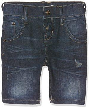 NITTIMMI Slim DNM Long NMT NOOS Shorts Dark Denim