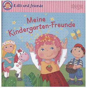 Buch Lilli and Friends Meine Kindergarten-Freunde