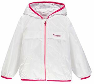 Giubbino Antivento Eco Mantel Mehrfarbig Bianco Fucsia