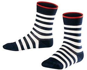 Socken Double Stripe Baumwolle Paar Marine