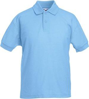 the Loom T-Shirt Himmelblau