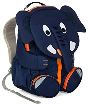 Großer Freund Kindergartenrucksack Jährige Kinderrucksack die Kita Elefant