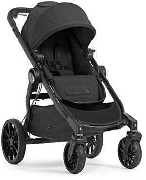 City Select LUX Kinderwagen Single-Modell Granite