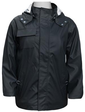 Splash Jacke mit Abnehmbarer Kapuze