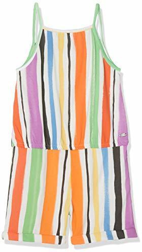 Overall Mehrfarbig Multicolor Striped