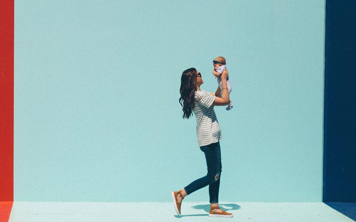 Teile Deine Mama-Story auf LittleUp