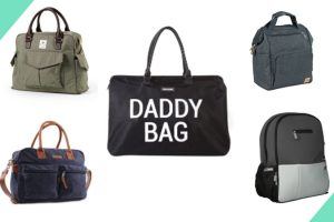 Wickeltaschen für Männer